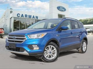 Used 2017 Ford Escape SE for sale in Carman, MB