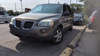 Used 2006 Pontiac Montana Sv6 w/1SA for sale in Mississauga, ON