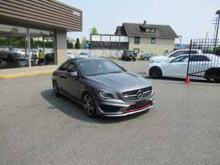 Used 2015 Mercedes-Benz CLA Class CLA250 4MATIC WITH SPORT & AMG PACKAGE for sale in Langley, BC
