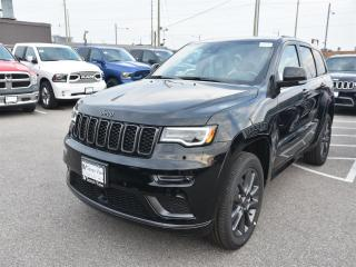 Used 2018 Jeep Grand Cherokee HIGH ALTITUDE DIESEL/ADVANCED SAFETY/NAVI/FULL SUN for sale in Concord, ON