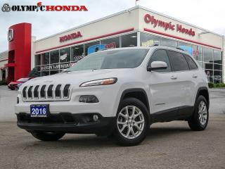 Used 2016 Jeep Cherokee North 4WD for sale in Guelph, ON