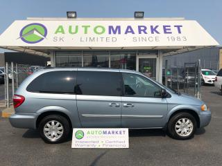 Used 2006 Chrysler Town & Country Touring DUAL POWER DOORS! FINANCE IT! for sale in Langley, BC