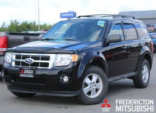Used 2012 Ford Escape XLT FWD | ONLY $56/WK TAX INC. $0 DOWN! for sale in Fredericton, NB