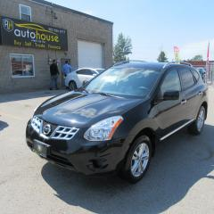 Used 2012 Nissan Rogue SV, AWD, BACKUP CAMERA, BLACK ON BLACK, BLUETOOTH, HEATED SEATS for sale in Newmarket, ON