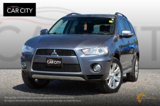 Used 2012 Mitsubishi Outlander XLS 7 Passenger for sale in Ottawa, ON