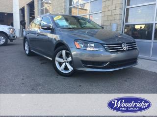 Used 2014 Volkswagen Passat 1.8 TSI Comfortline 1.8LT, COMFORTLINE, LEATHER SEATS, AUTO, BLUETOOTH, NO ACCIDENTS for sale in Calgary, AB