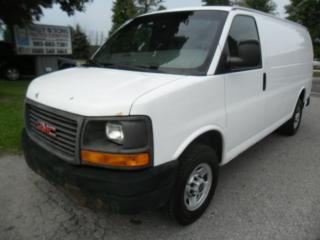 Used 2007 GMC Savana