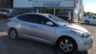 Used 2012 Hyundai Elantra GLS for sale in Mono, ON