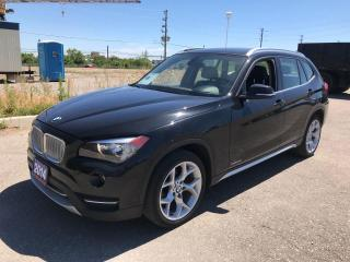 Used 2014 BMW X1 xDrive28i for sale in Brampton, ON