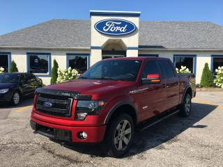 Used 2014 Ford F-150 FX4 for sale in Essex, ON