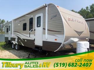 New 2018 Forest River SHASTA REVERE 32 FE BEAUTIFUL LAYOUT for sale in Tilbury, ON