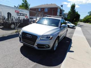 Used 2015 Audi Q5 Tdi Quattro for sale in Longueuil, QC