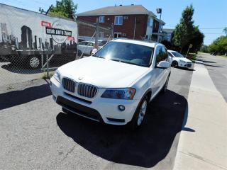 Used 2014 BMW X3 Xdrive Xdrive 28i for sale in Lemoyne, QC