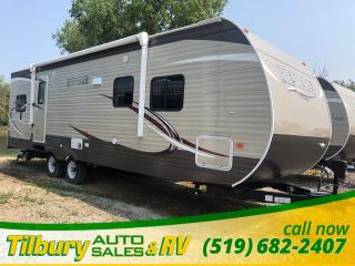 New 2018 Forest River Shasta Revere 28BH  Bunk house. Outdoor Kitchen. for sale in Tilbury, ON