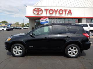 Used 2010 Toyota RAV4 LIMITED  for sale in Cambridge, ON