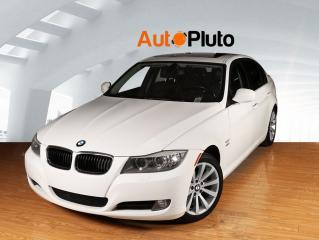 Used 2011 BMW 3 Series 328i xDrive Executive Edition for sale in North York, ON