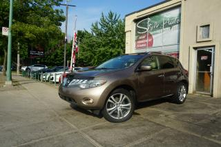 Used 2009 Nissan Murano Traction intégrale 4 portes LE for sale in Laval, QC