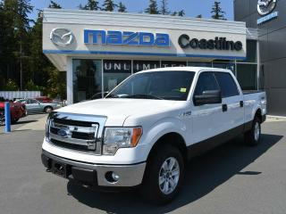 Used 2014 Ford F-150 XLT- Tow Package! for sale in Campbell River, BC