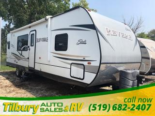 Used 2014 Forest River Shasta Revere 29RK  FRESH TRADE IN! for sale in Tilbury, ON