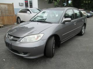 Used 2004 Honda Civic SI for sale in Scarborough, ON