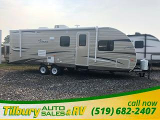New 2019 Forest River SHASTA OASIS 26DB BUNK HOUSE! for sale in Tilbury, ON
