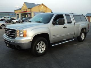 Used 2012 GMC Sierra 1500 SLE ExtCab 4X4 5.3L 6ftBox for sale in Brantford, ON