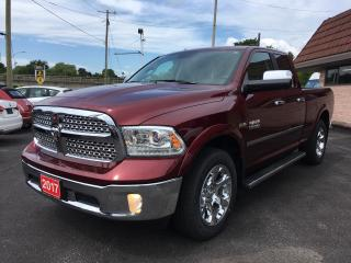 Used 2017 RAM 1500 Laramie for sale in Cobourg, ON