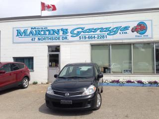 Used 2011 Nissan Versa 1.8 S for sale in St Jacobs, ON