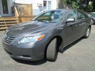 Used 2007 Toyota Camry Leather for sale in Scarborough, ON