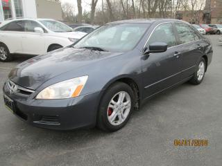 Used 2007 Honda Accord SE-PRICE ONLY $5,988.00 for sale in Scarborough, ON