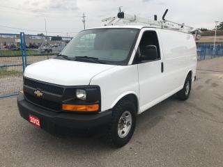 Used 2012 Chevrolet Express 2500 COMMERCIAL for sale in Brampton, ON