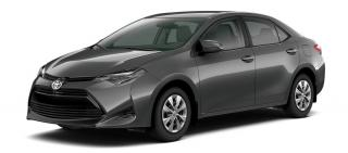 New 2019 Toyota Corolla CE for sale in Renfrew, ON
