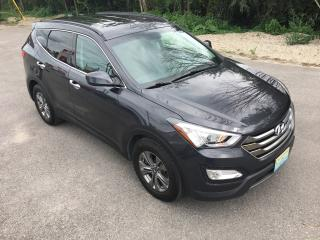 Used 2016 Hyundai Santa Fe Premium AWD with only 56500 km for sale in Perth, ON
