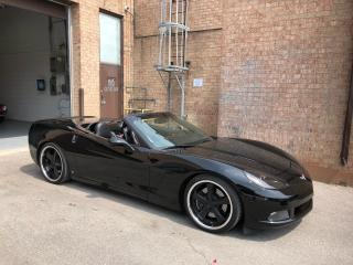 Used 2006 Chevrolet Corvette Convertible for sale in Concord, ON