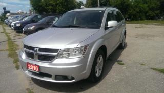 Used 2010 Dodge Journey SXT BLUETOOTH REMOTE START for sale in Cambridge, ON