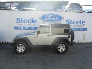 Used 2013 Jeep Wrangler SPORT for sale in Halifax, NS