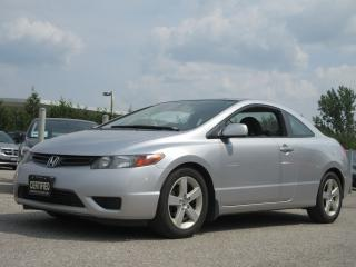 Used 2008 Honda Civic EX / AUTO/ ROOF / ACCIDENT FREE for sale in Newmarket, ON