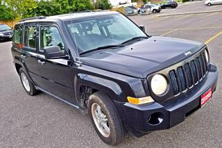 Used 2009 Jeep Patriot for sale in Mississauga, ON