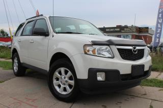 Used 2011 Mazda Tribute GX - Clean Carproof - Local Vehicle for sale in Oakville, ON