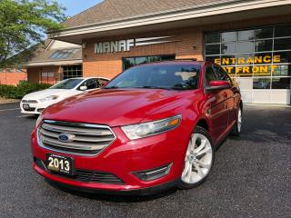 Used 2013 Ford Taurus SEL Navi Remote Starter Leather Certified* for sale in Concord, ON