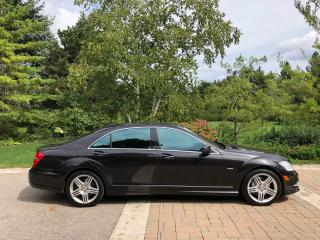 Used 2012 Mercedes-Benz S-Class S 350 DESIGNIO EDITION for sale in Toronto, ON