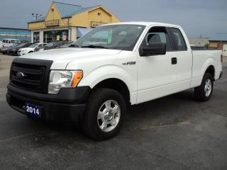 Used 2014 Ford F-150 XL SuperCab 3.7L 6ftBox for sale in Brantford, ON