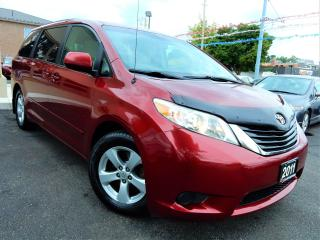 Used 2011 Toyota Sienna LE | 8 PASS | POWER DOORS | BACK UP CAM | DVD for sale in Kitchener, ON
