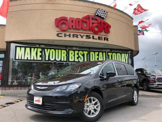 Used 2018 Chrysler Pacifica LX PWR SEAT BLIND SPOT REAR CAMERA for sale in Toronto, ON