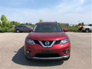Used 2016 Nissan Rogue SL Premium for sale in Richmond Hill, ON