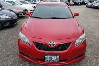 Used 2009 Toyota Camry for sale in Mississauga, ON
