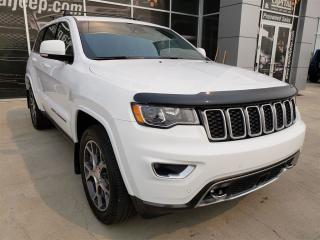 Used 2018 Jeep Grand Cherokee Limited | Remote Start | Power Liftgate | Sunroof for sale in Edmonton, AB