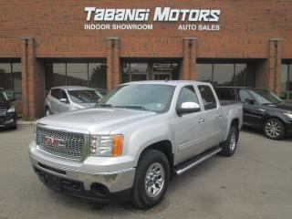 Used 2011 GMC Sierra 1500 NEVADA EDITION | CREW CAB | 4X4 | NO ACCIDENTS | LOW KM for sale in Mississauga, ON