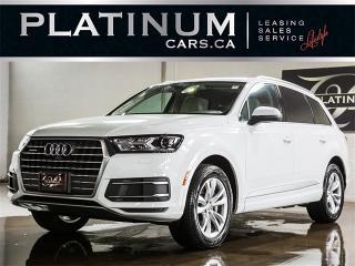 Used 2017 Audi Q7 3.0T Quattro PROGRESSIV, NAVI, SUNROOF, CAM for sale in Toronto, ON