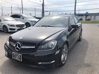 Used 2013 Mercedes-Benz C 300 Luxury 4MATIC for sale in North York, ON